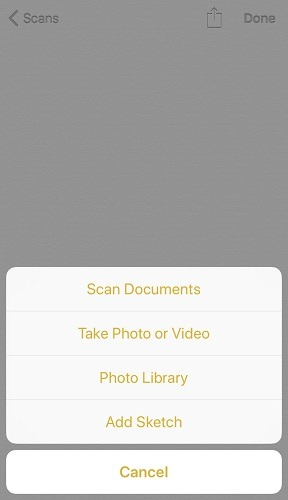 Iphone Scan Documents