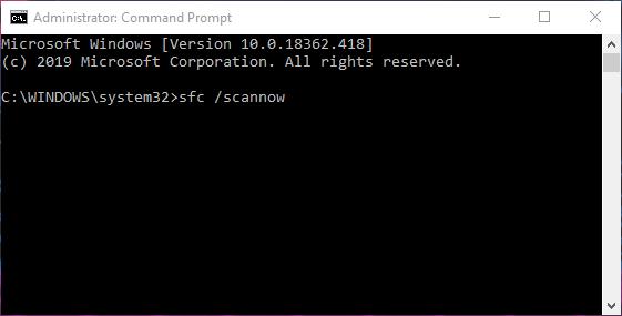 Laptop Keyboard Not Working Sfc