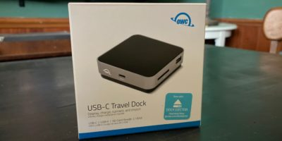Owc Usb C Travel Dock Review Featured