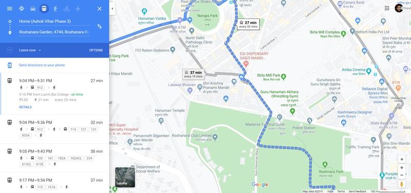 Pc Google Maps