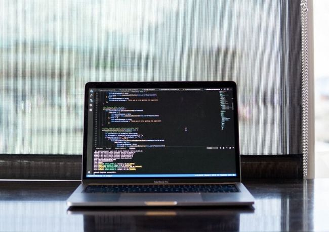 Programming Languages For Developers Coding Laptop Macbook