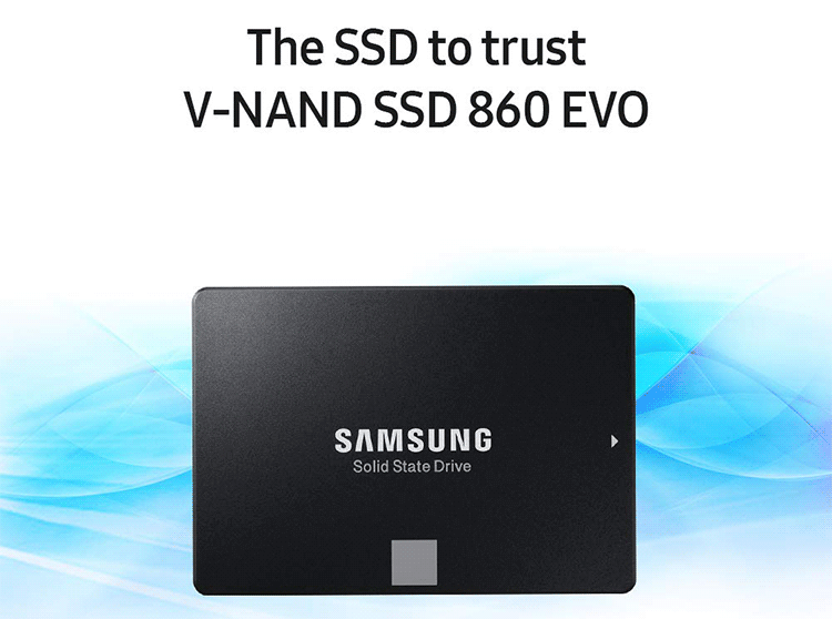Samsung Ssd Deal Vnand