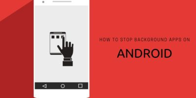 Stop Background Apps Android Featured