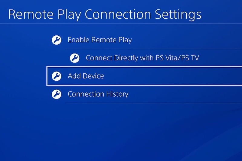 Stream Ps4 Games Ios Devices Add Device