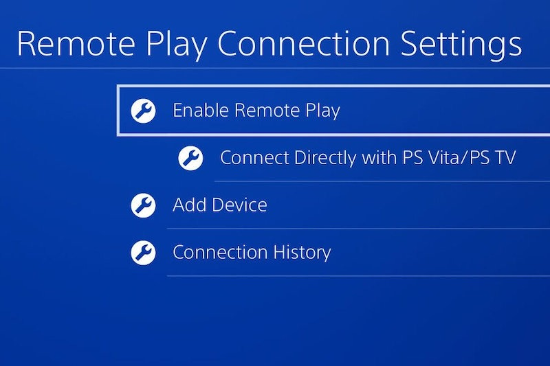 Stream Ps4 Games Ios Devices Connection Settings