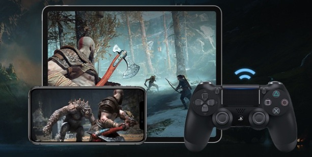 Stream Ps4 Games Ios Devices God Of War
