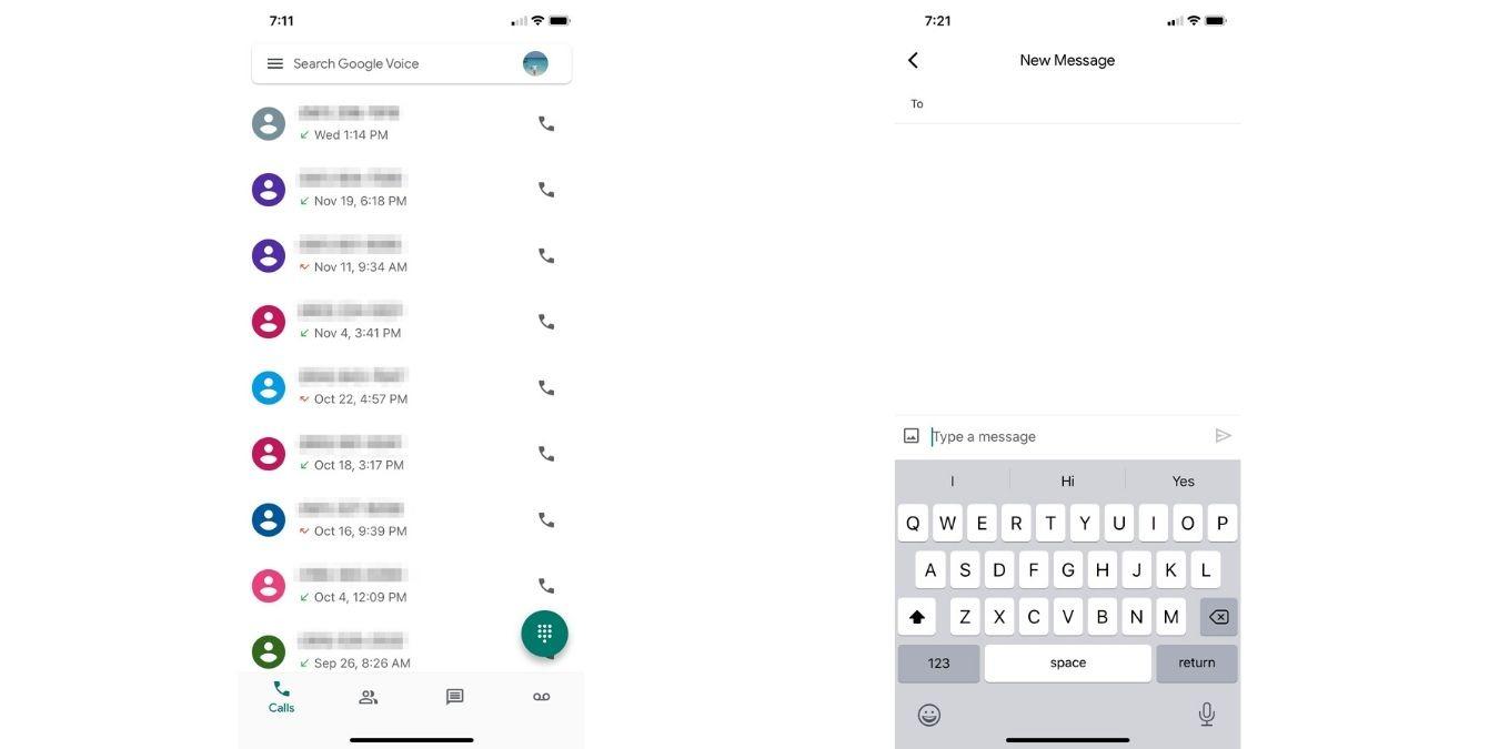 Supercharge Google Voice Ios Messages