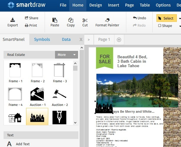 Creating Marketing Collaterals Smartdraw