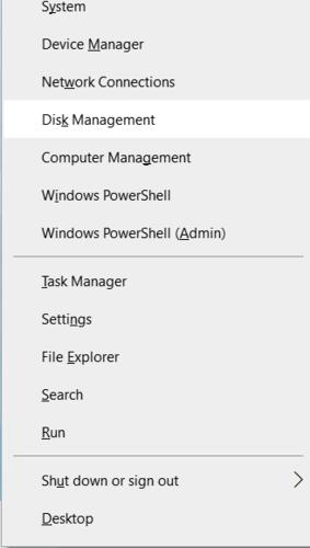 External Hard Drive Troubleshooting Disk Management