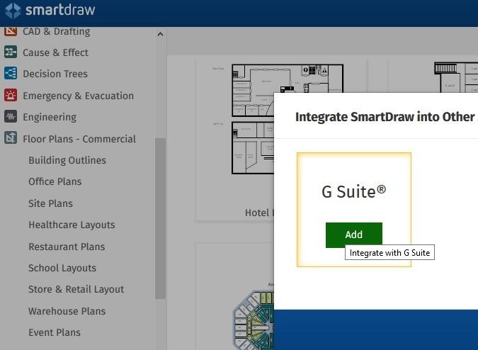 Gsuite Integration Smartdraw