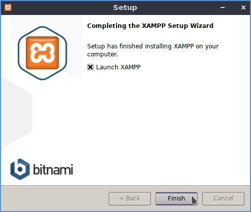 Linux Local Wp Launch Xampp