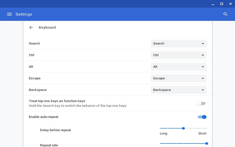 Remap Chromebook Keybaord Shortcuts 4