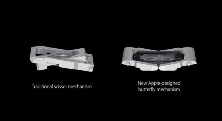 Apple Keyboard Problems Scissor Switch Vs Butterfly Mechanism