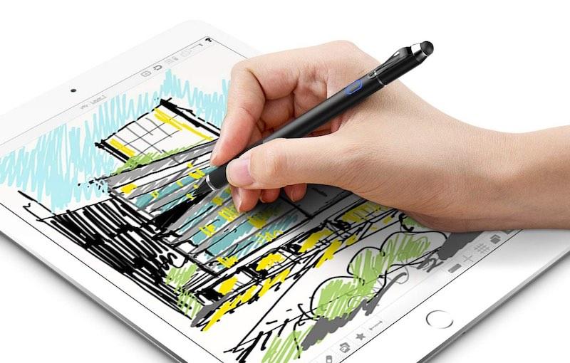 Apple Pencil Alternative Moko Active Stylus