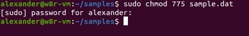 Bash Commands Linux Chmod Hero