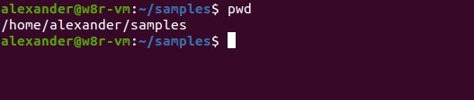 Bash Commands Linux Pwd Hero