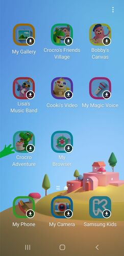 Child Proof Android Phone Samsung Kids Home Launcher