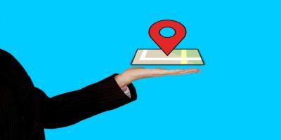 Google Maps Location Icon