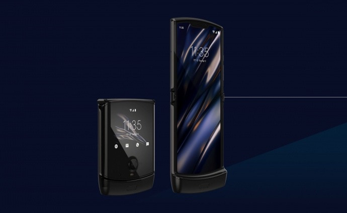 Ready For Folding Smartphone Motorola Razr