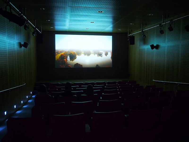 Screen Nits Movie Theater
