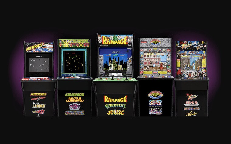 Top Gifts Gamers Arcade1up Cabinets