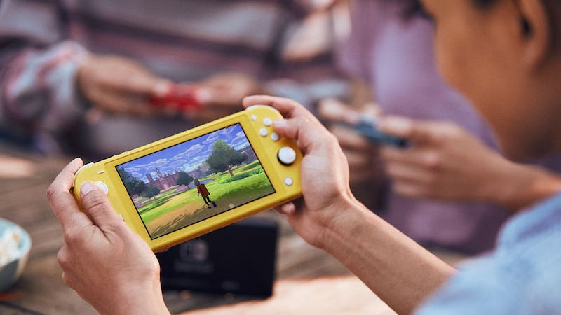 Top Gifts Gamers Nintendo Switch Lite