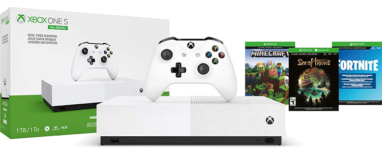 Xbox One S Deal Product