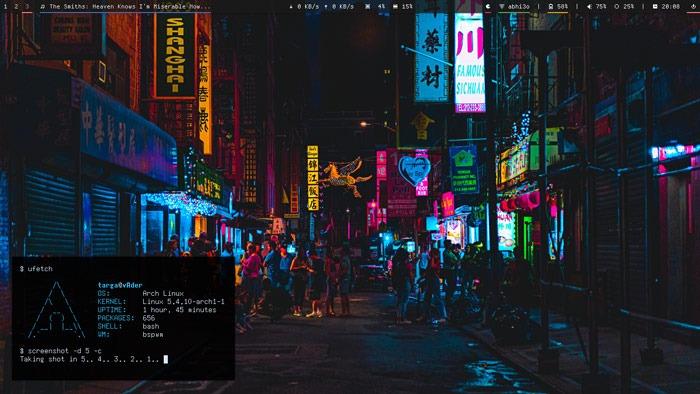 6 Customized Linux Desktops U Abhi3o Miserable Now