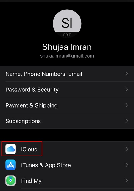 Backup Whatsapp Chats Ios Enable Icloud