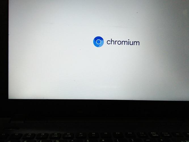 Chromiumos With Chromx Booting