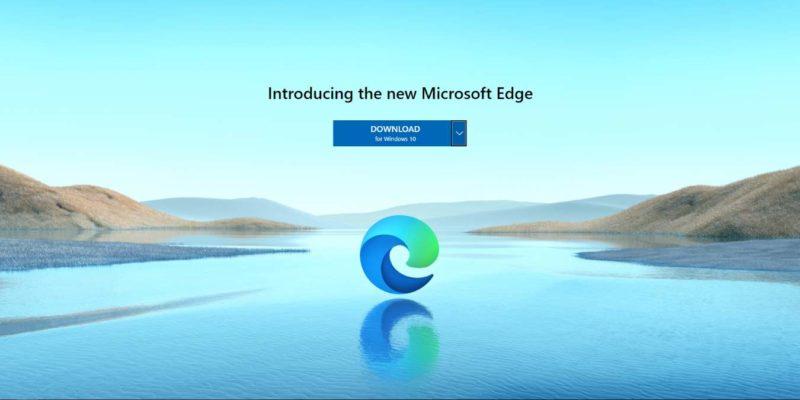 Edge Chromium Featured