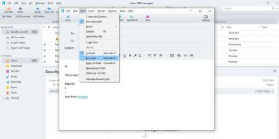 Featured Image Postbox Email Client