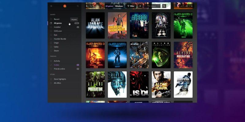 Gog Galaxy 2 Multiplatform Gaming Featured