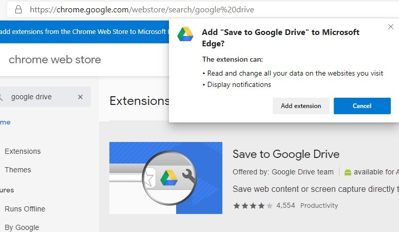 Hands On Microsoft Edge Add Chrome Extension To Microsoft Edge