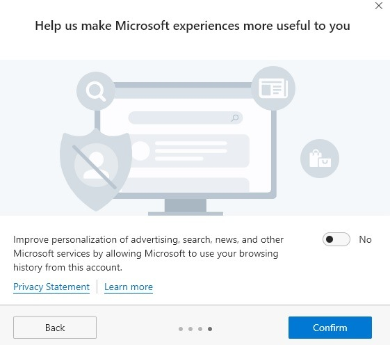 Hands On Microsoft Edge Privacy