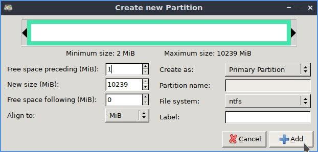 Linux Ntfs Format Apply
