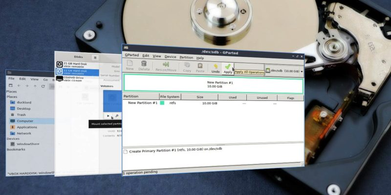 Linux Ntfs Format Featured