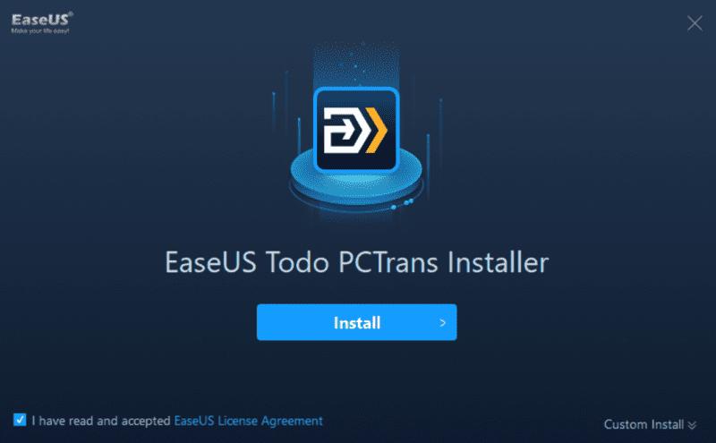 Moving Windows Programs Pctrans Install