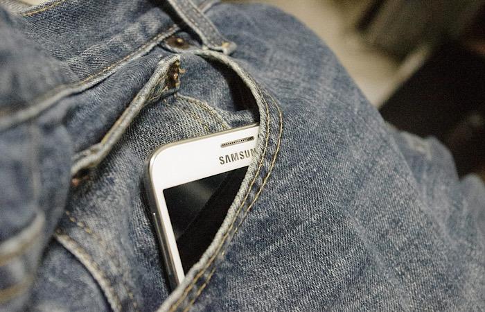 News Samsung Selfietype Phone