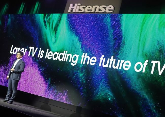Rewatch Ces 2020 Keynotes Tv Speaker Hisense