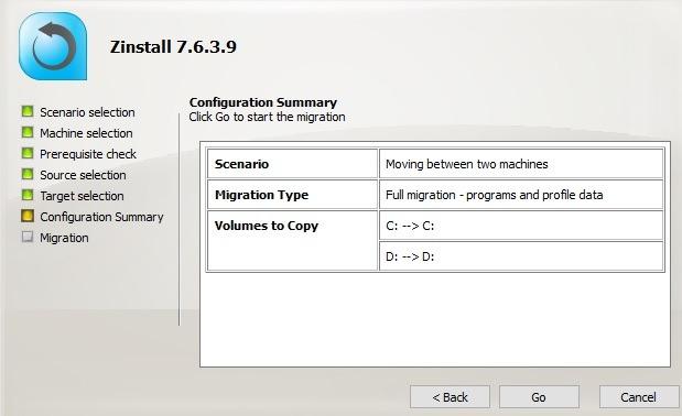 Zinstall Migration Full Sourcetransfer Computer