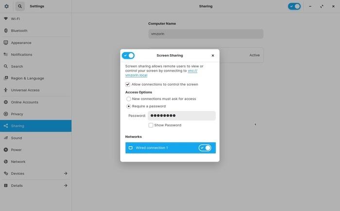 Zorin Os 15 Review Screen Sharing
