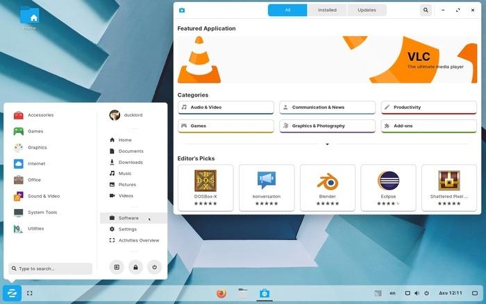 Zorin Os 15 Review Software Center