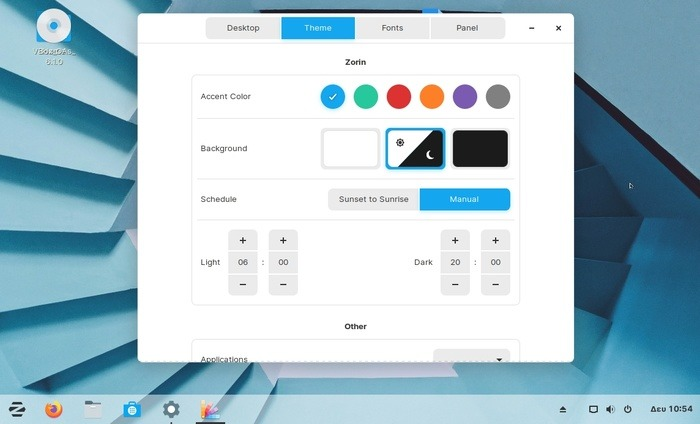 Zorin Os 15 Review Theme Schedule