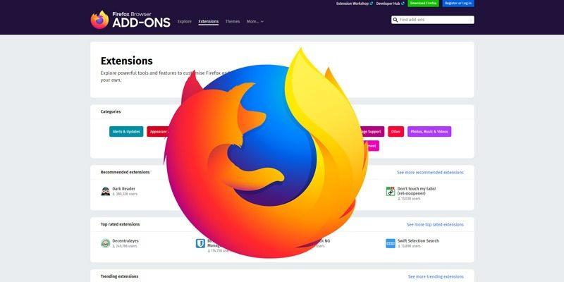 Best Firefox Extensions Hero