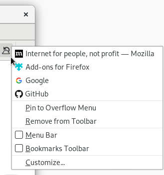 Best Firefox Extensions Undo Close Tab
