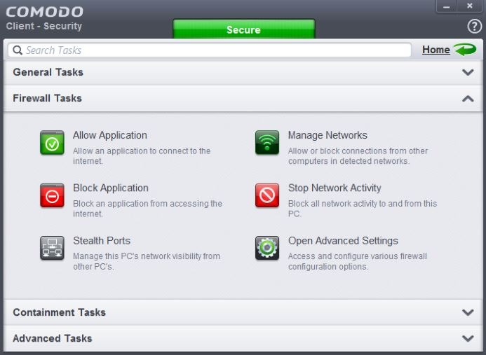 Best Free Firewall Windows Comodo Free