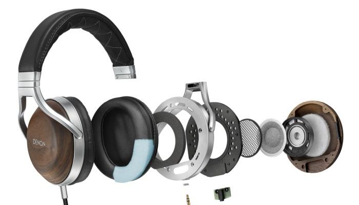 Headphone Burn In Myth Exploded View