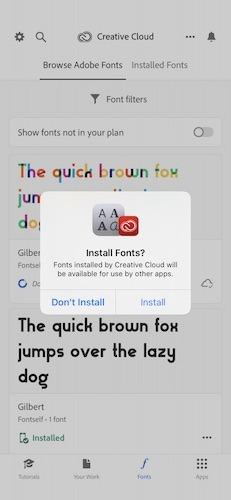 Install New Fonts Ios13 Install Fonts