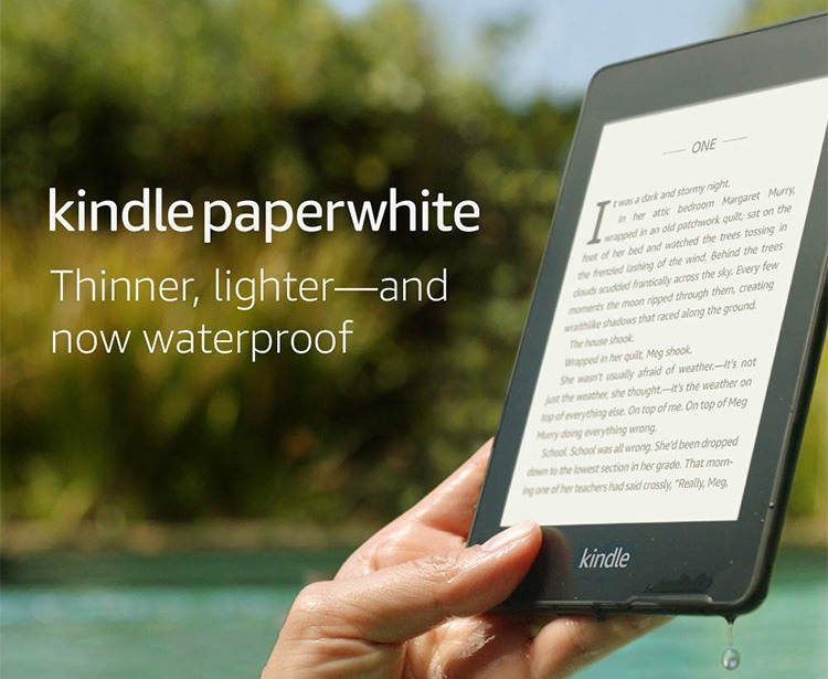Kindle Paperwhite Deal Product